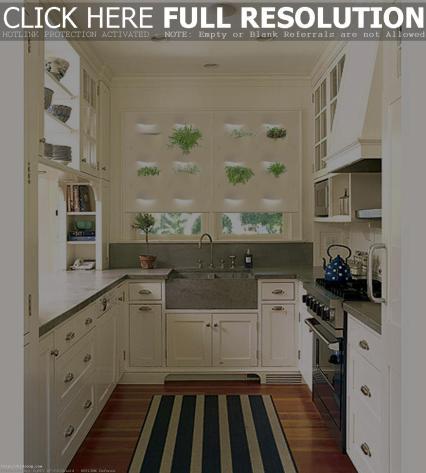 Vintage-White-Medium-Kitchen-Design-Victorian-Terrace-Ideas