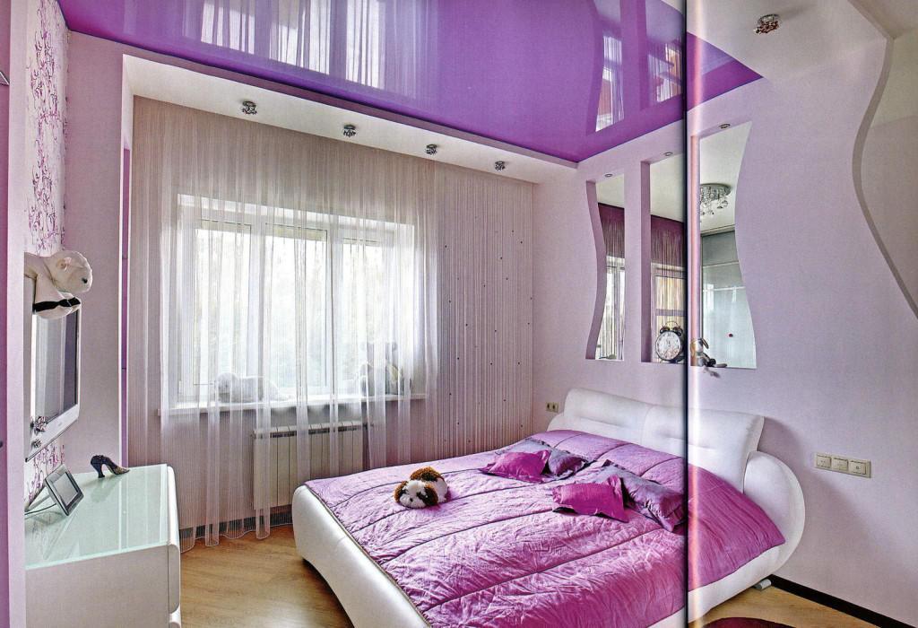 Kompetente Auswahl an Tapetenfarben für das Schlafzimmer ...