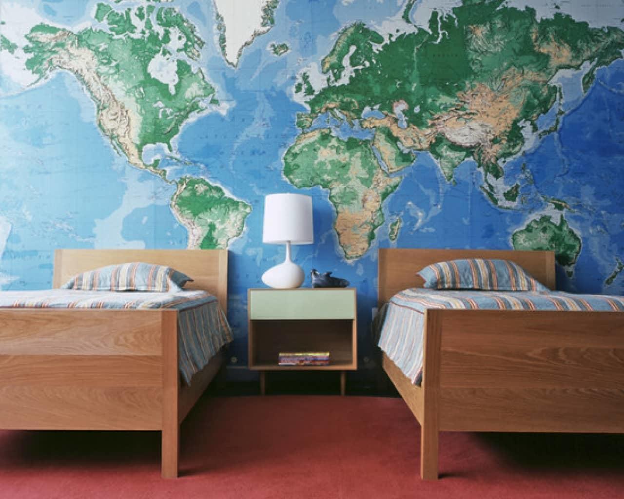 всегда умны, обои география на стену в интерьере фото обои