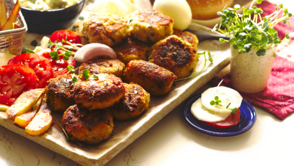 Chicken Cutlets | Tasty Patty for Burgers