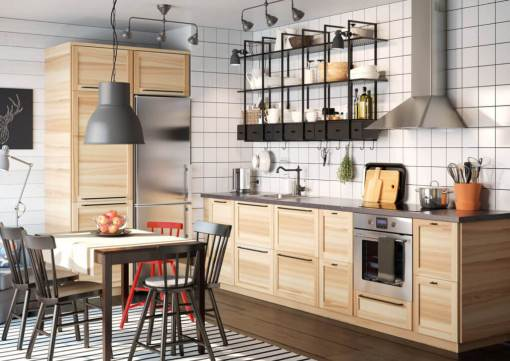 Types Of Kitchen Layout