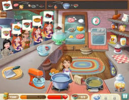 Kitchen Scramble recipes screenshot