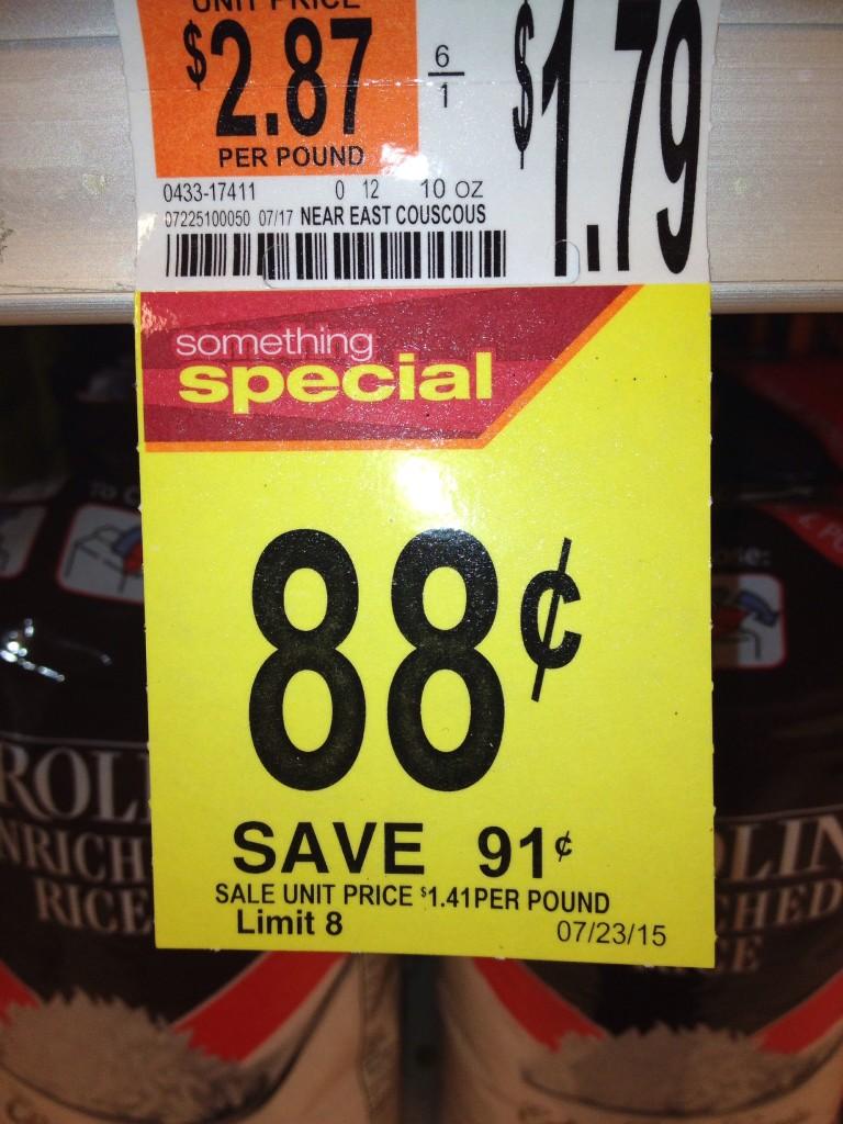 Bulk isn't always cheaper