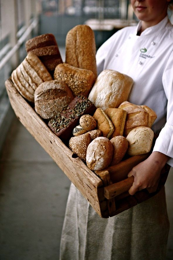 Buying the good bread will help you save money.