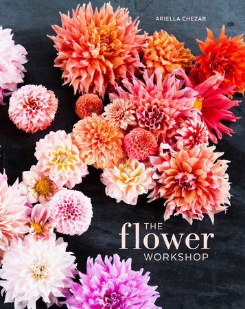 The Flower workshop book shows you simple ways to create stunning bouquets of flowers at home.