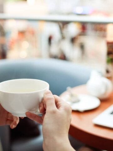 Five Things I Drank This Week (in no particular order): tea, water, grapefruit juice, tequila, Coke.