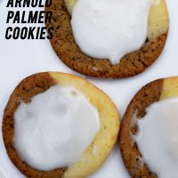 Arnold Palmer Cookie Recipe