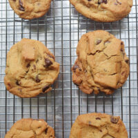 Egg-Free Chocolate Chip Cookie Recipe