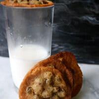Chocolate Covered Raisin Cookie Recipe