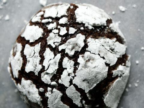 Chocolate Crinkle Cookies (Easily Customizable)
