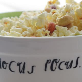 Halloween Popcorn Recipe