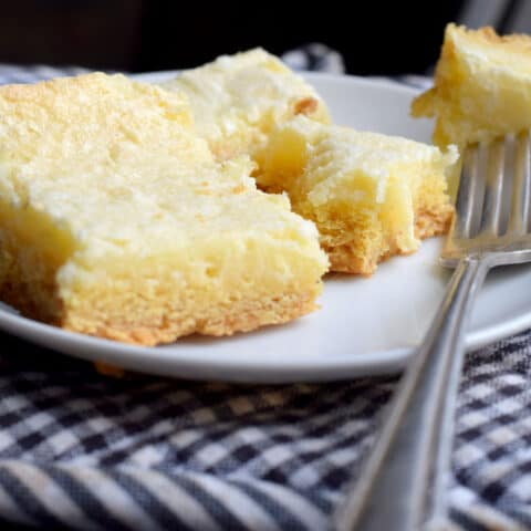 Gooey Butter Cake (Original St. Louis Recipe)