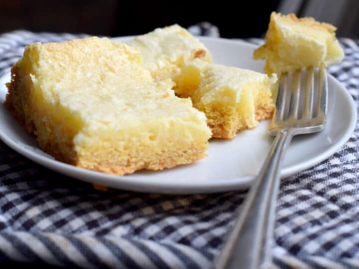 Gooey Butter Cake (Original St. Louis Recipe)