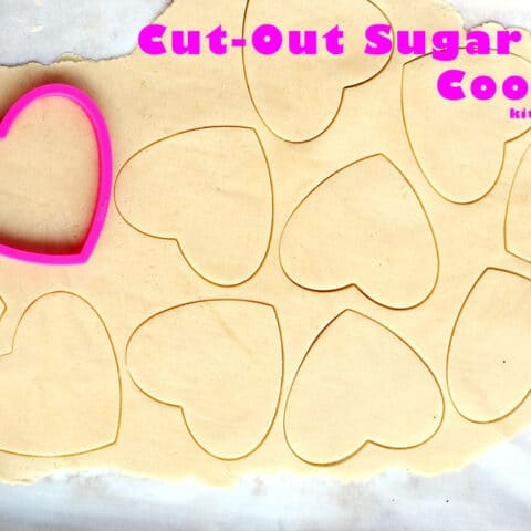 Foolproof No-Stick Cut-Out Sugar Cookies