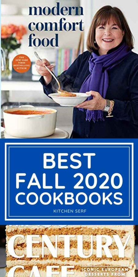 Best Fall 2020 Cookbooks