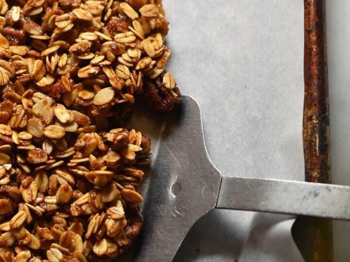 Gingerbread Granola Recipe