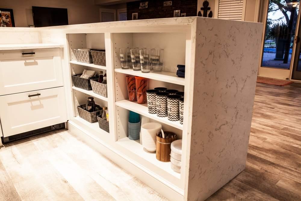 Custom office kitchen design in Kansas