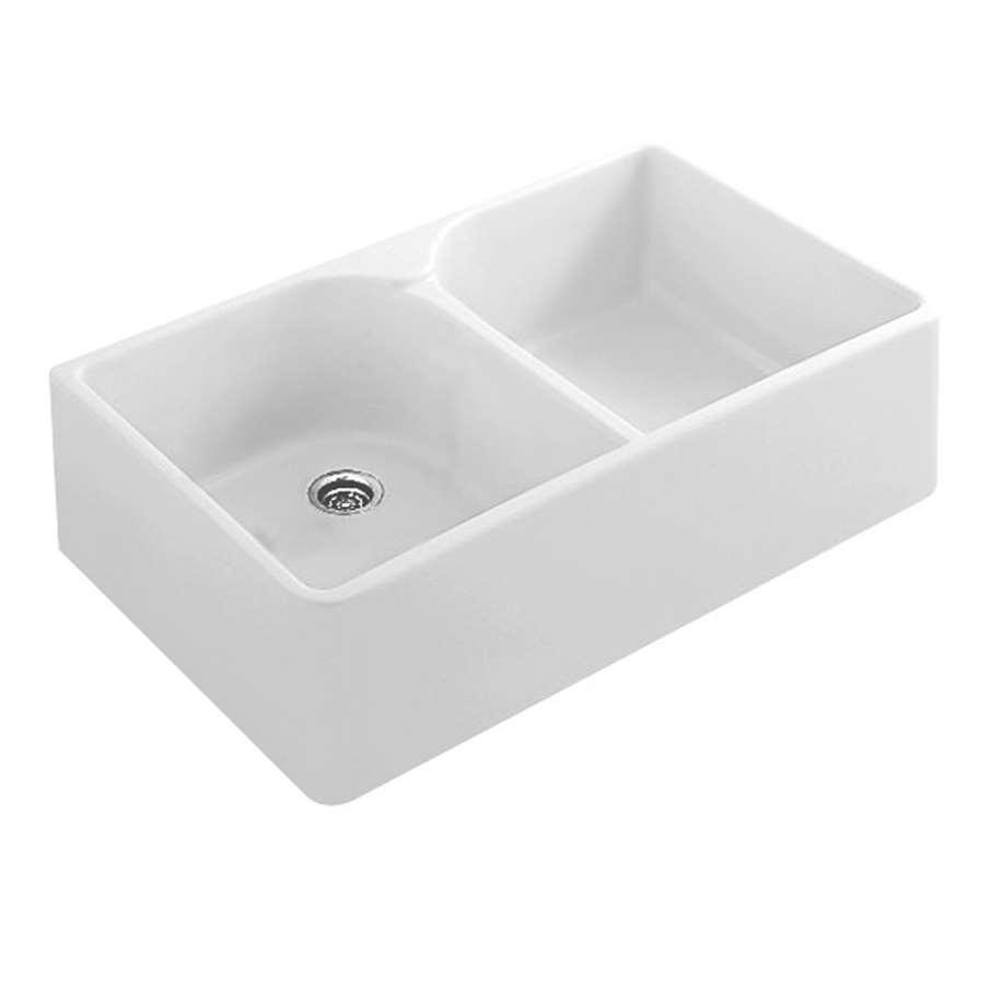 Villeroy Amp Boch Farmhouse 80 Ceramic Sink 6331 Kitchen Sinks Amp Taps