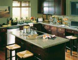 Technology Has Greatly Improved Laminate Countertops Over The Past Decade Making Them A Good Choice For A Budget Friendly Countertop