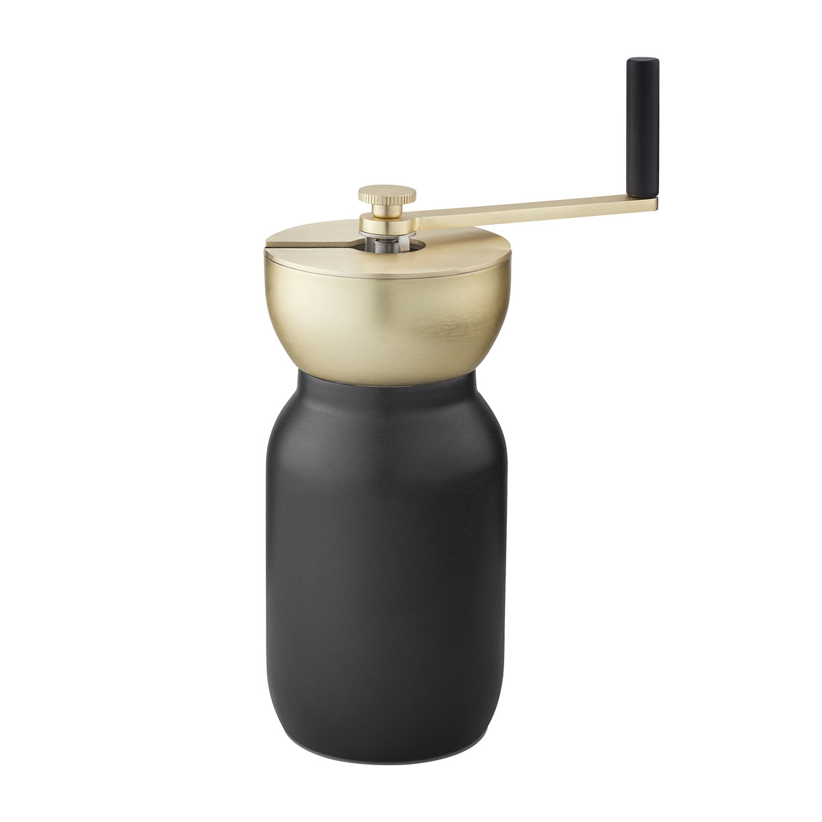 Stelton - Nordic Collar Coffee Grinder Black 1