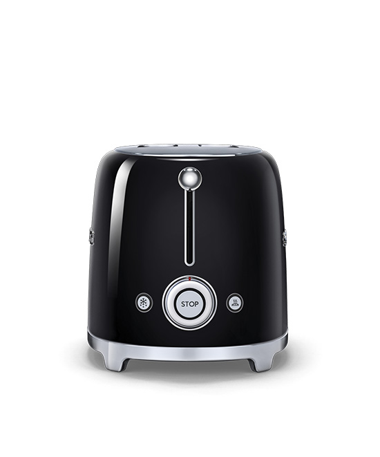 Smeg - Toaster - 2 slice - Black 5
