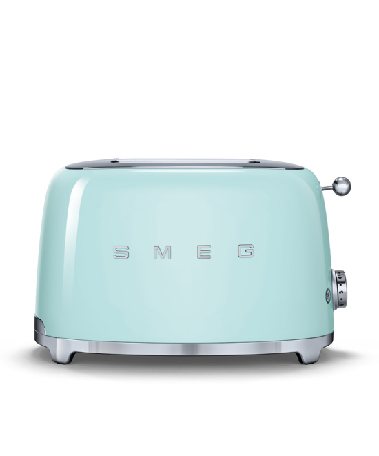 Smeg - Toaster - 2 slice - Green 2