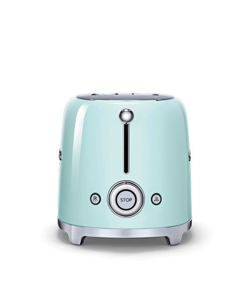 Smeg - Toaster - 2 slice - Green 4