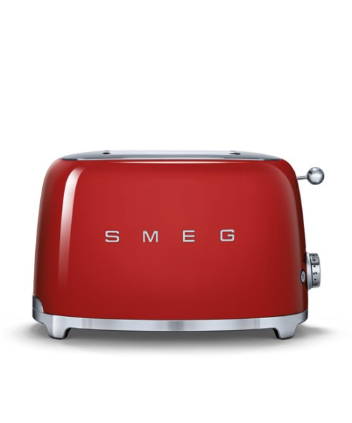 Smeg - Toaster - 2 slice - Red 2