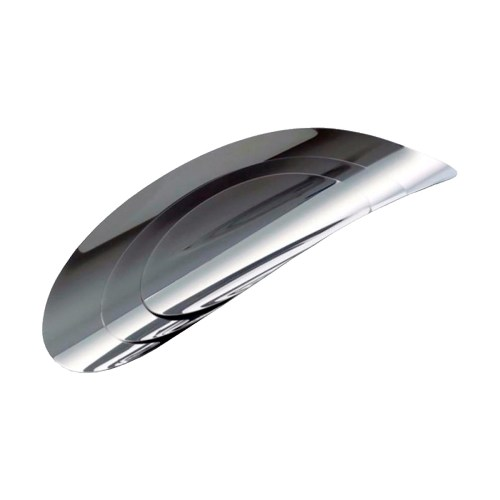 Alessi - Ellipse Tray Stainless Steel 1