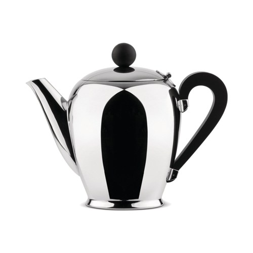 Officina Alessi - Bombé Coffee Pot Stainless Steel 1