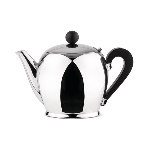 Officina Alessi - Bombé Teapot Stainless Steel 1