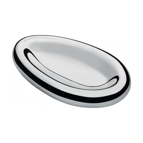 Officina Alessi - Nigel Coates Bowl Stainless steel 1