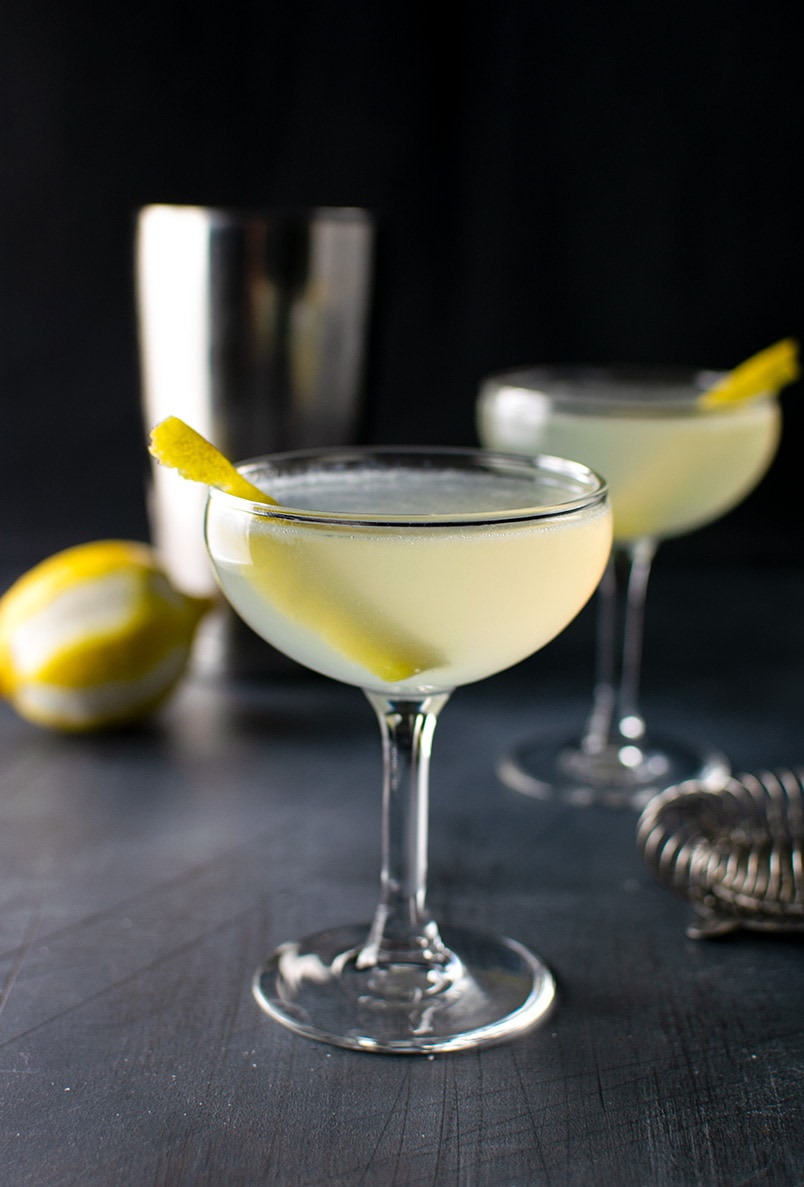 French 75 Cocktail Recipe Kitchen Swagger