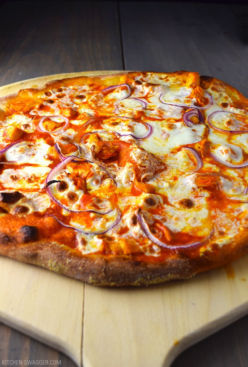 Image result for Buffalo Chicken Pizza