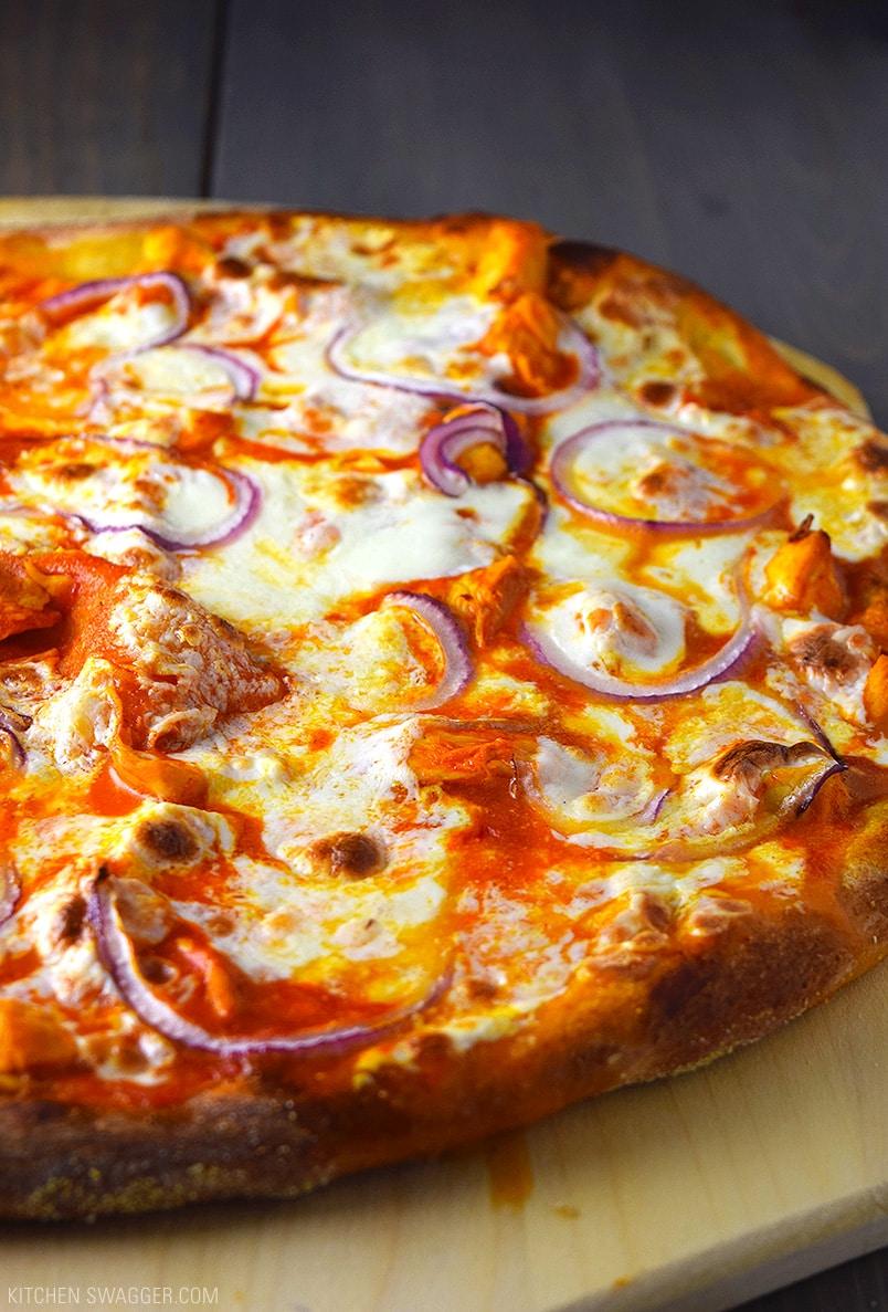 Fresh Yeast Pizza Dough