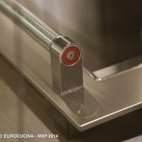 KITCHENAID with jubilee details @ Eurocucina 2014 / Milano 2014