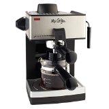 Mr. Coffee ECM160 4-Cup Steam Espresso Machine, Black