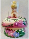 Disney Tinker Bell Cookie Jar Tinkerbell Tink Fairies