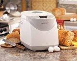 Appliances-Bread Machine-HomeBakerTM 2 Lb. Breadmaker®-Color White