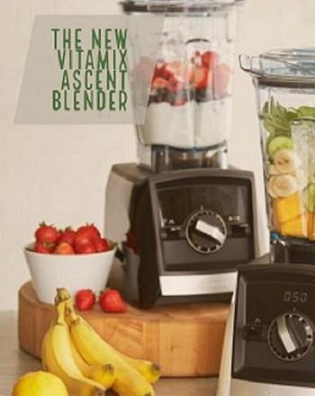 The New Vitamix Ascent Blender