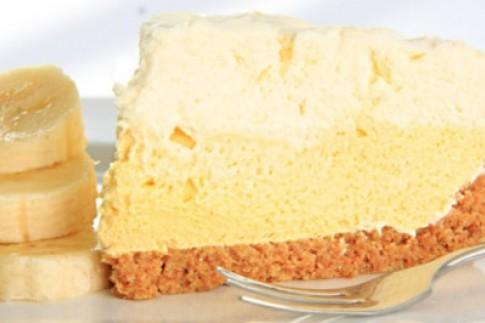 Banana Cream Pie Protein Shake