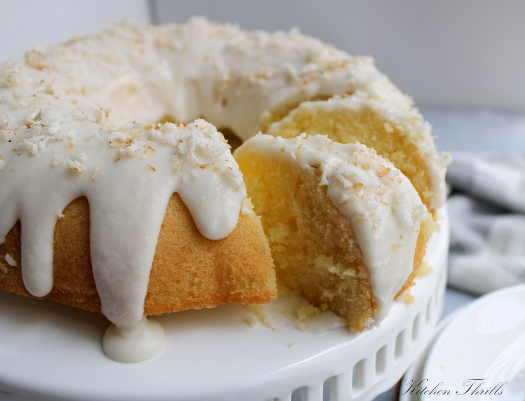The perfect coconut cake recipe for Christmas, Thanksgiving or any holidays.