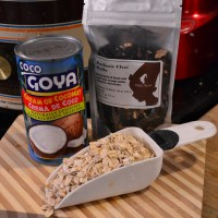 Slow-Cooker Coconut Chai Oatmeal