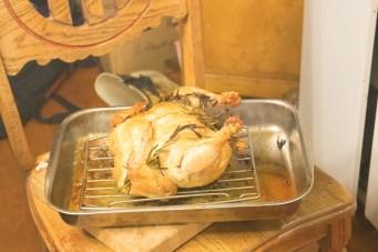 finished roasting