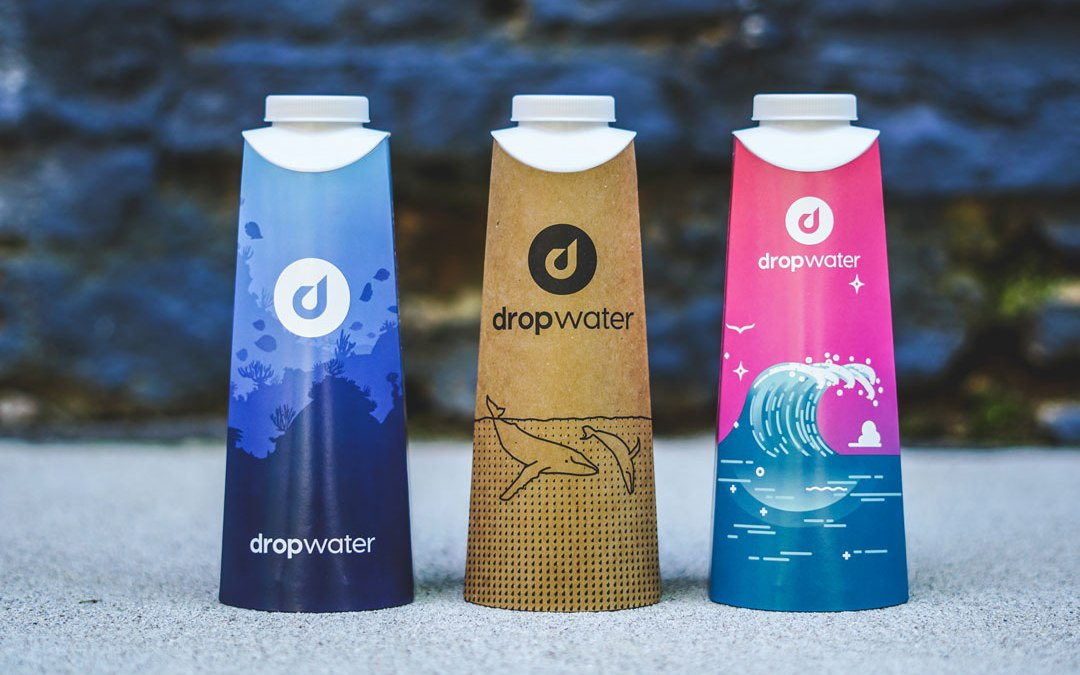 DSM Partners with Drop Water to Eliminate Plastic Bottled Water