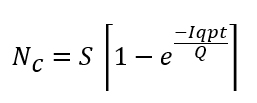 Wells Riley Equation for UVGI
