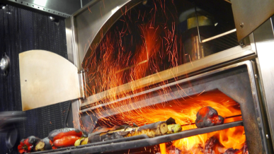 What are the best practices for Solid Fuel Cooking Ventilation