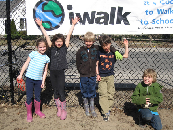 Broadview Public School: spring activities