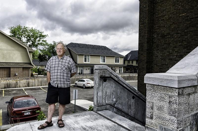 Blaine Marchand: Prose poet retells his lyrical neighbourhood
