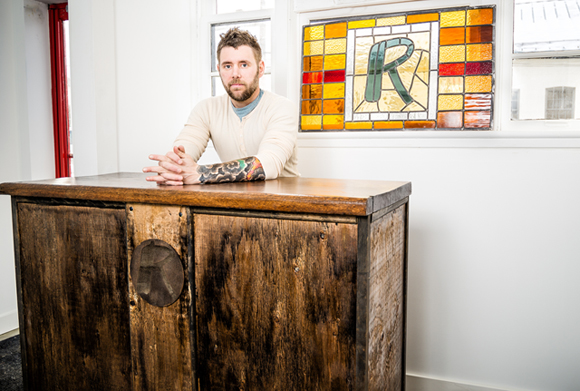 Kickstarter campaign gets inked for new tattoo studio and art gallery